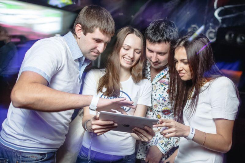 Вечеринка Go2Basics в НК «Звезда», г. Самара.