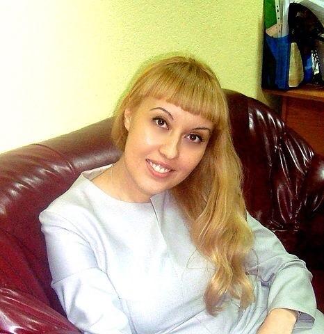 Юлия Анисимова