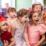дети радость новый год